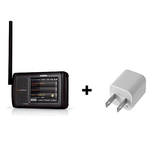 Uniden-HomePatro-2-Phase-II-Portable-Digital-Scanner-Bundle