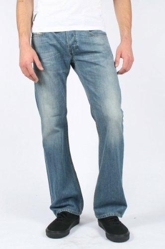 Diesel - Mens Zatiny 0806S Denim Jeans, Size: 34W x 34L, Color: Denim