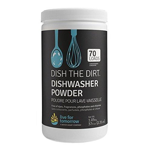 Phosphate Dishwasher Soap front-562158