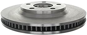 ACDelco 18A813A Advantage Front Disc Brake Rotor