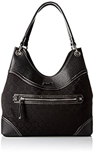 Nine West 9 Jacquard Shoulder Hobo Ba…