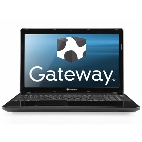 Gateway 15.6 Laptop PC (NV52L15U-US) with 500GB Magisterial Drive, 4GB Memory - Black