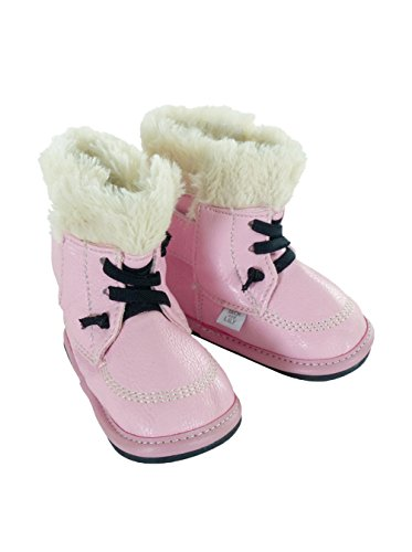 Jack & Lily Willow My Boots (Infant/Toddler),Pink (0-6 Months) (Jack And Lily Girl Shoes compare prices)