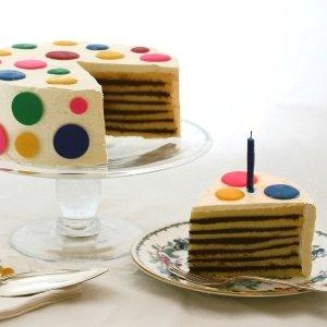 Caroline's Cakes Southern Chocolate Birthday Cake