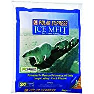 MILAZZO INDUSTRIES 81020 Polar Express Ice Melt-20# POL EXPRESS ICE MELT