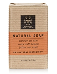 APIVITA Natural Honey Soap 100g