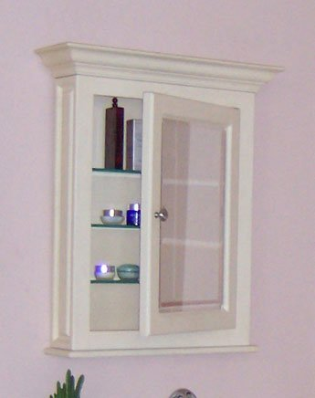 Windsor Bathroom Medicine Cabinet Finish: Light Cherry, Configuration: Recessed