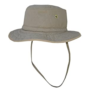 TechNiche International Evaporative Cooling Ranger or Boonie Hats, Khaki, XX-Large/3X-Large