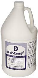 Big D 1501 Drain-Tame Plus Drain Maintainer, 1 Gallon Bottle, Lemon Fragrance (Pack of 4)
