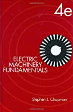 Electric Machinery Fundamentals (McGraw-Hill Series in Electrical and Computer Engineering)