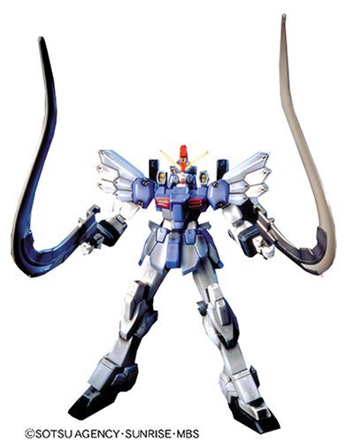 Bandai Hobby EW-07 Gundam Sandrock Custom Endless Waltz 1/144 High Grade Fighting Action Kit - 1