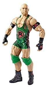 WWE Series #37 - #18 Ryback WrestleMania 29 Figure