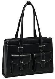 McKlein USA Alexis Genuine Leather Women\'s Briefcase - 15.6\
