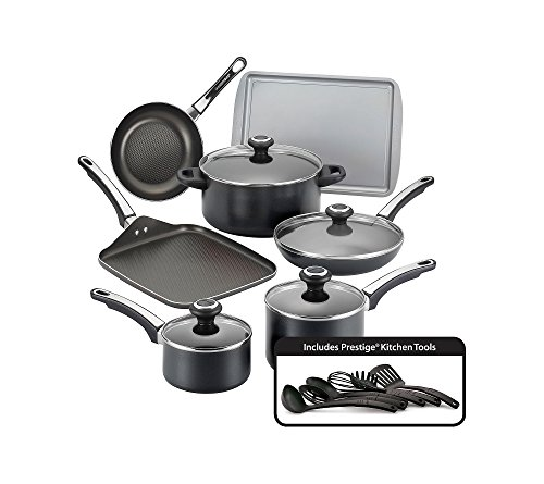Farberware High Performance Nonstick Aluminum 17-Piece ...