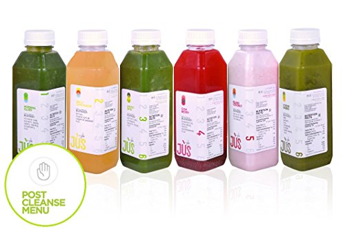 Jus By Julie Three Day Juice Cleanse + Meal Plan With Free *Overnight Shipping front-60096