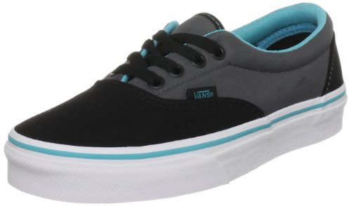 Vans Unisex-Adult Era Neoprene (Neoprene) Black/Scuba Blue Trainer VNKO5KY 9 UK