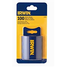 IRWIN 2083200 Utility Knife Carbon 100 Pack