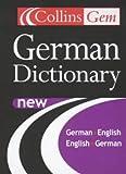 Collins Gem - German Dictionary
