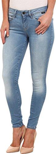 Mavi Jeans Women's Alexa Ankle in Light Gold Reform Popstar Light Gold Reform Popstar Jeans 28 X 28
