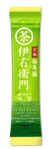 伊右衛門 インスタント 緑茶スティック 0.8g×120P 宇治の露