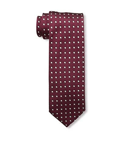Tom Ford Men's Tie, Burgundy