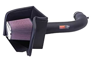 K&N 57-1537 FIPK Performance Air Intake System