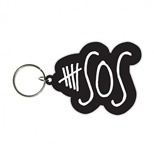 5-seconds-of-summer-keychain-keyring-for-fans-sos-2-x-2-inches