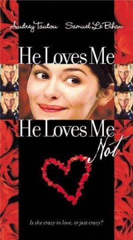 He Loves Me He Loves Me Not [VHS] [Import]
