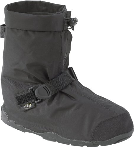 Neos Villager Overshoes - Black