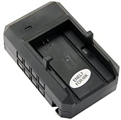 STK's Nikon EN-EL7 Battery Charger - for Nikon Coolpix 8800, Nikon Coolpix 8400, Nikon MH-56 Charger from STK/SterlingTek