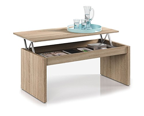 Table basse plateau relevable les bons plans de micromonde - Table basse rehaussable ...
