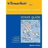 Thomas Guide 2003 Street Stanislaus & Merced Counties