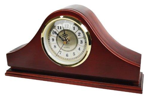 Mantle Clock Color Hidden Camera with DVR