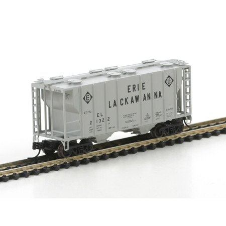 Athearn N Rtr Ps-2 2600 Covered Hopper El 3