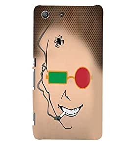 FUSON 3D Designer Back Case Cover foR Sony Xperia M5 D9701