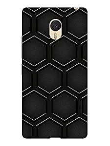 TREECASE Designer Printed Soft Silicone Back Case Cover For Meizu M3 Note