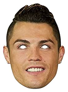 Amazon.com : Christiano Ronaldo Face Mask - One Size : Sports