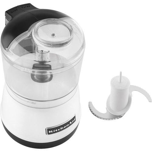 KitchenAid 3.5-c. Food Chopper, White