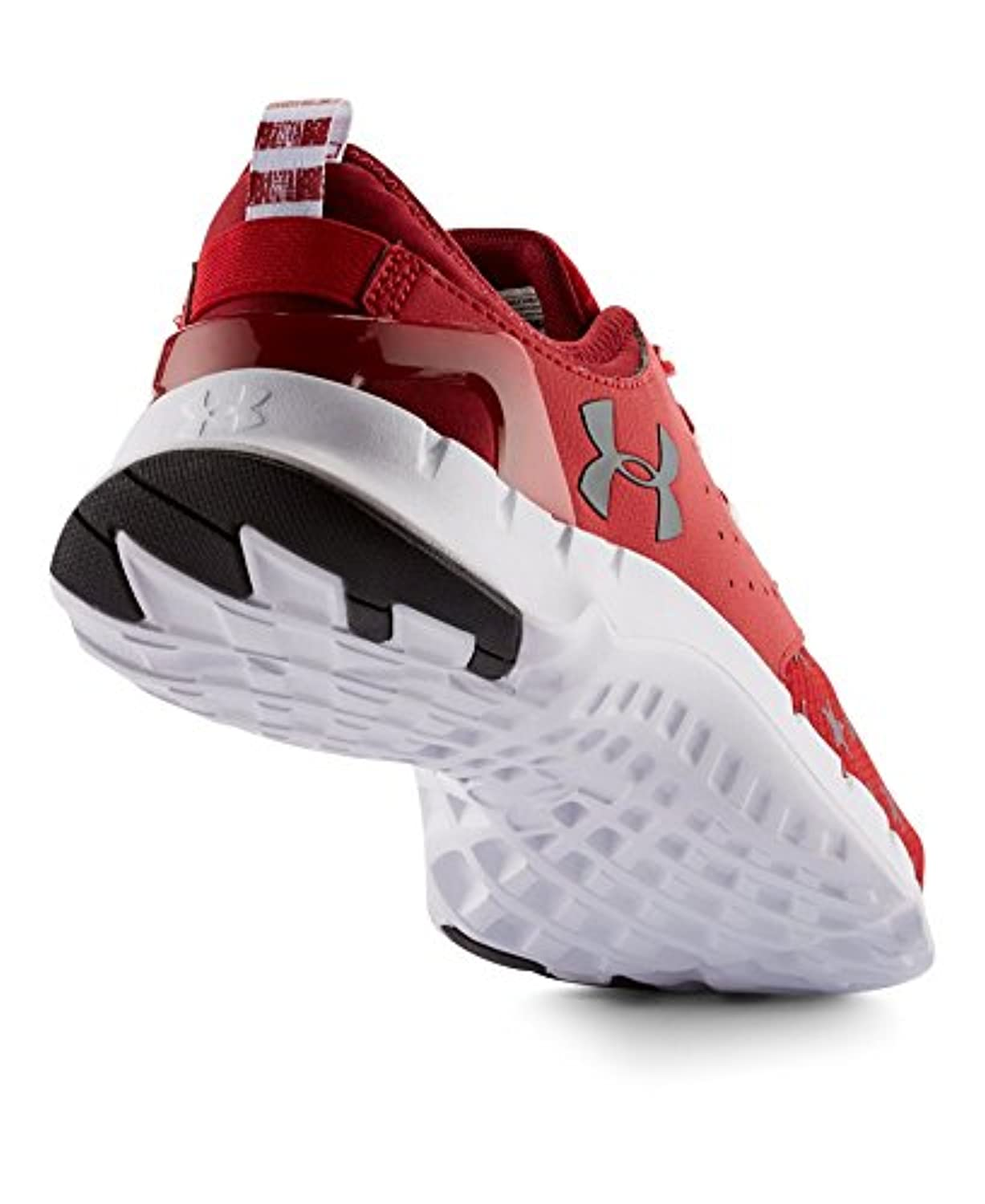 under armour men s shoes. under armour men\u0027s ua flow graphic running shoes 10.5 red men s