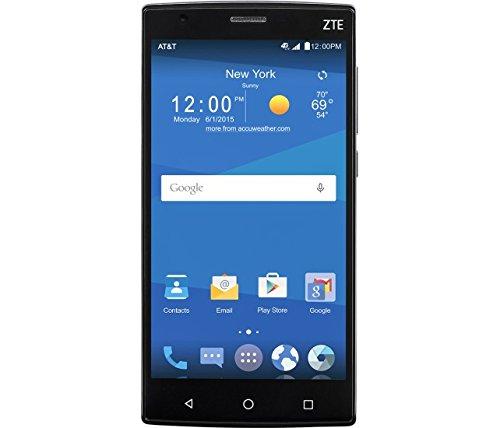 ZTE Z Max 2 16GB Unlocked GSM 4G LTE Quad-Core Android Smartphone...
