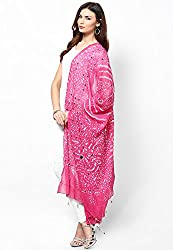 Soundarya Cotton Dupatta (3051 _Pink)