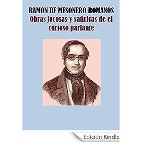 Panorama Matritense: Obras Jocosas Y Satíricas De El Curioso Parlante