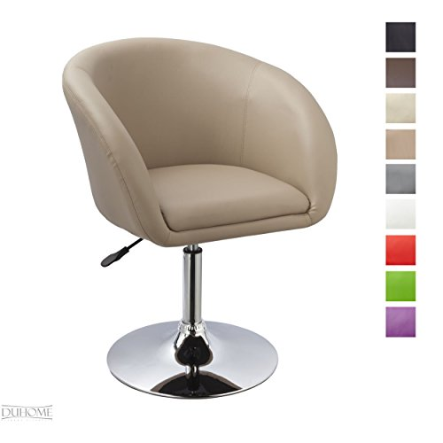Sessel CAPPUCCINO Höhenverstellbar Kunstleder Clubsessel Coctailsessel  Loungesessel   TYP 440 Nur 56,90u20ac