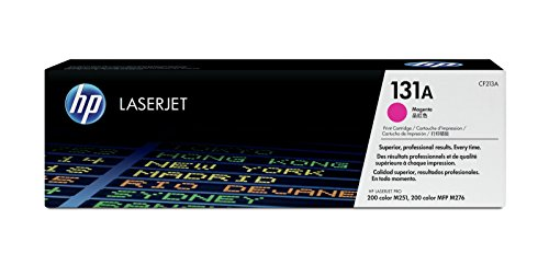HP 131A (CF213A) Rot Original Toner für HP LaserJet Pro 200 Color M251n, M251nw, MFP M276n, MFP M276nw
