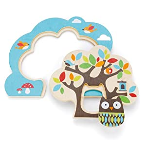 Skip Hop Treetop Nesting Tree Puzzle