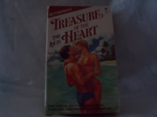 Treasure of the Heart (Harlequin Superromance No. 14)