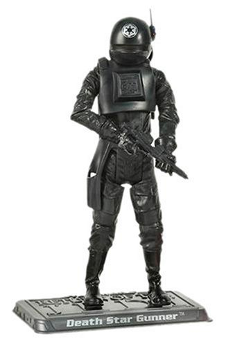 Star Wars - The Saga Collection Basic Figure Death Star Gunner