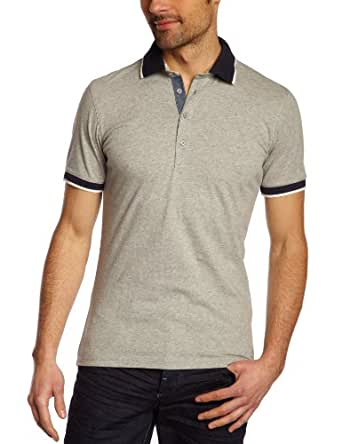 Best Mountain - T-Shirt - Homme - Gris (Gris Chine) - S