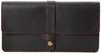 IIIbeca Flap Clutch,Black,One Size