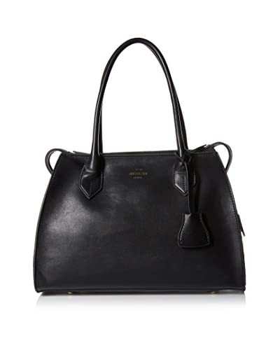London Fog Women's Oxford Tote, Black